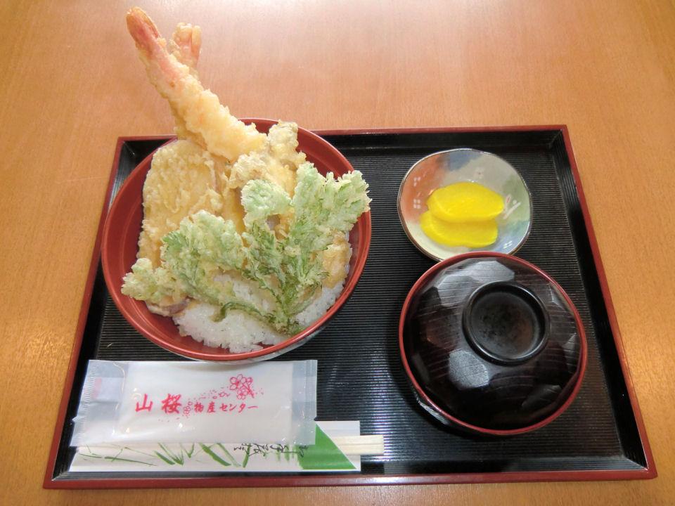 天丼(海老)